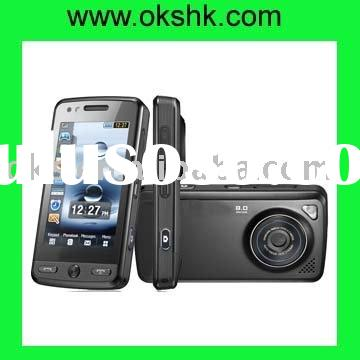 I8510 mobile phone with GPS and Touch Screen