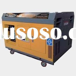 Industrial used diesel generator set