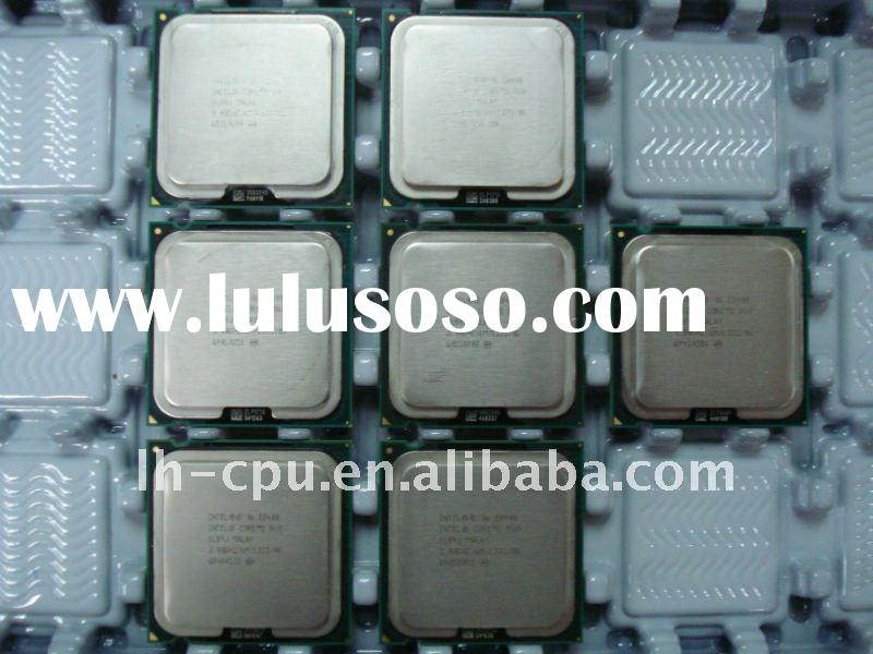 Intel Core 2 duo E8400 processor