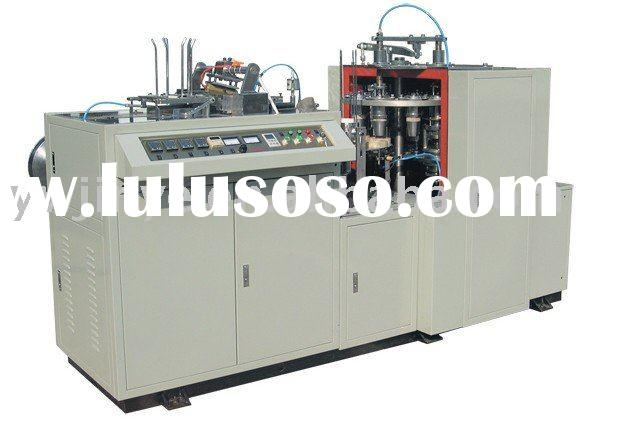JYLBZ-LA Singe-side-PE-coated Paper Cup Forming Machine