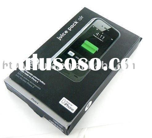 Juice pack air Portable battery pack for iphone 4 4G