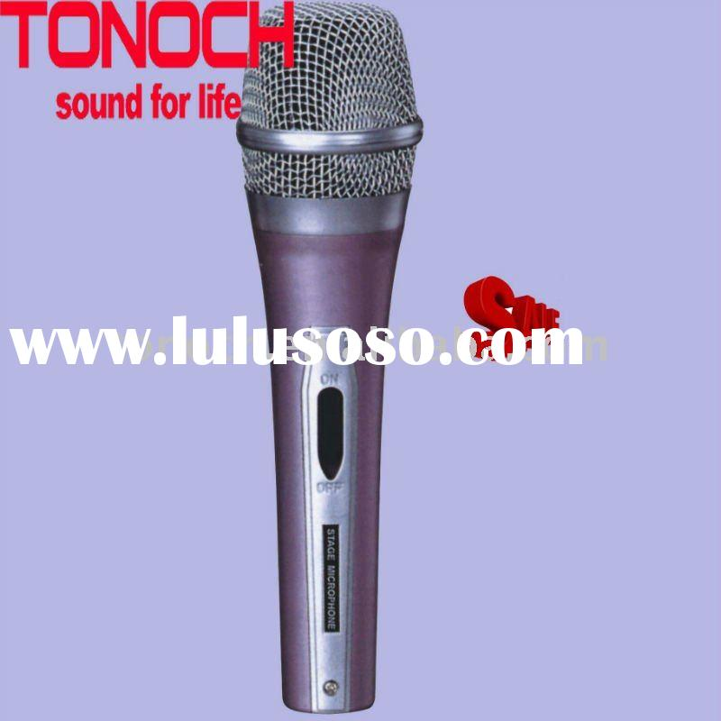 Karaok microphone;wired microphone,dynamic microphone