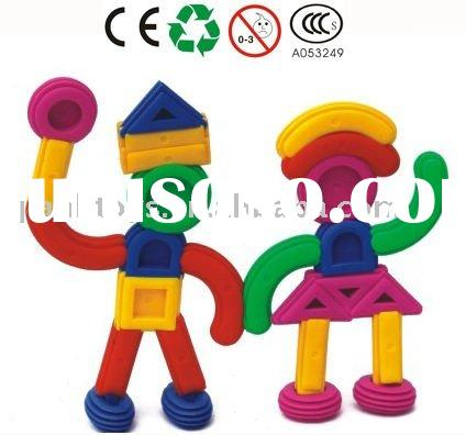 Kids Colorful Building Blocks Funny Educational Toy QL-008(A)
