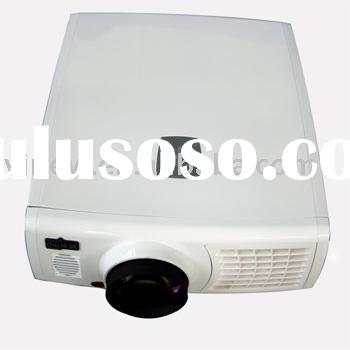 LCD Projector With USB, SD card reader, DVB-T Port