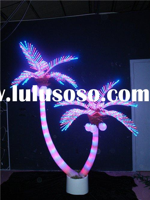 LED Small Coconut Palm Tree Light