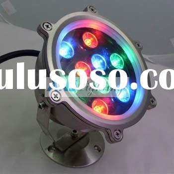 LED Underwater Light (High Power LED, IP68, UWA-9), LED Pool Light, LED Underwater Lamp, LED Fountai