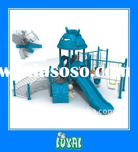 LOYAL infant and toddler playground equipment