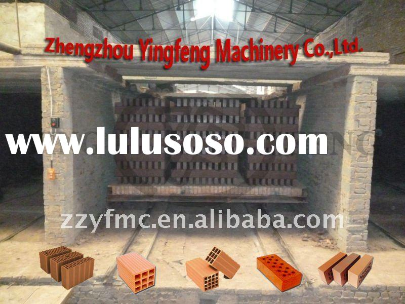 Labor saving!!!Hoffman kiln for burning bricks(Clay brick making line)!!!008613676962106