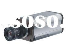 Line Lock Box CCTV camera with electronic shutter speed adjustable