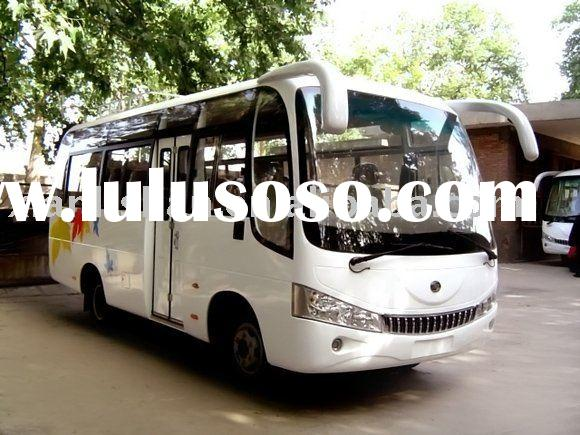 Lishan bus LS6600C6, mini bus for sale