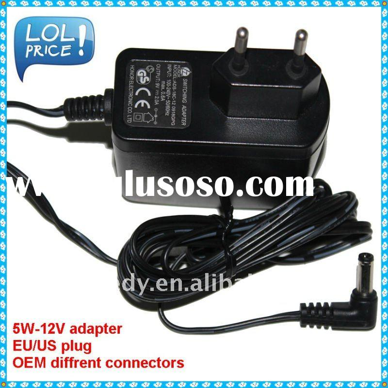 Logisys PSAD24 120V AC 12V DC Adapter New