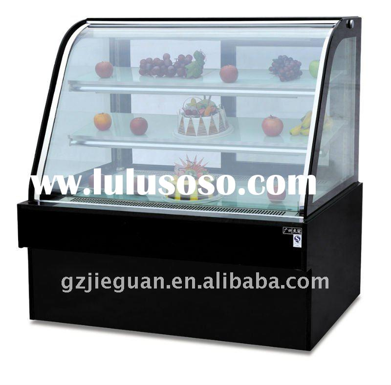 Cake Display Cooler For Sale
