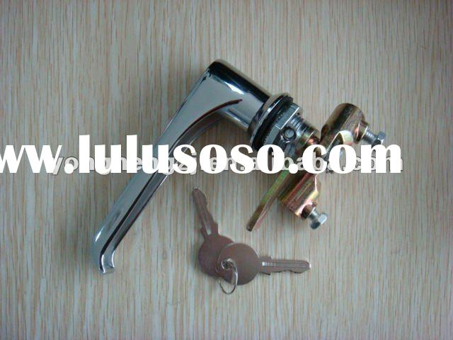 MS308 stainless steel cabinet door handle lock