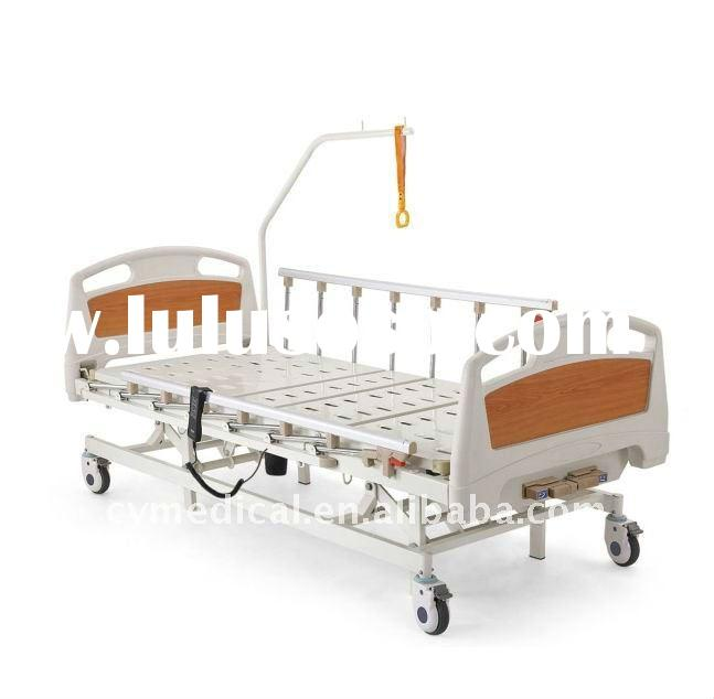 Manual and electric 3 function hospital bed/Linak electric hospital bed