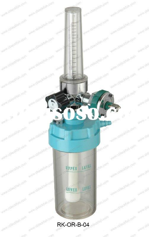 Medical Oxygen Flowmeter,medical oxygen regulator,flowmeter with humidifier,oxygen regulator with hu
