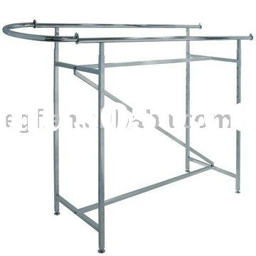 Metal Clothes Hanger Rack / Hanging Clothes Rack ( DOUBLE BAR )