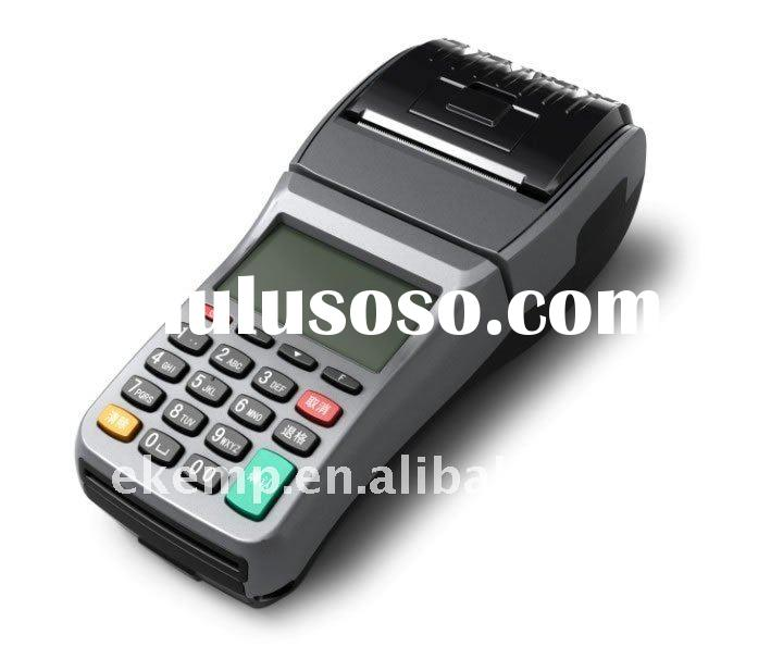 Mobile Loyalty Card POS Terminal with 1d barcode scanner(EP360)