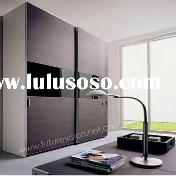 Modern Sliding Door Bedroom Wardrobe Cabinet Furniture Design (EL-327W)