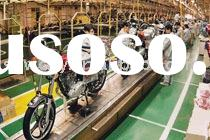 Motorcycle assembly line / production line