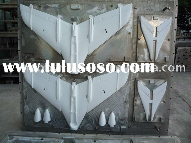 Mould for EPP EPO RC airplane