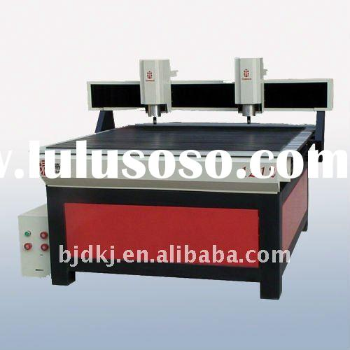 Multi-spindle cnc router machine 1212 with DSP, Delta converter