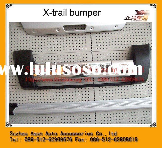 NISSAN bumper X-Trail auto body kit 2008+ ABS
