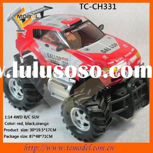 NO.TC-CH331 1:14 scale model truck, rc model truck 1 4
