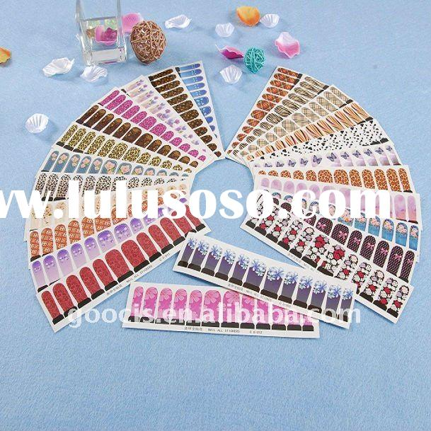 Nail Art Water decals Nail Art Sticker,Nail supplies
