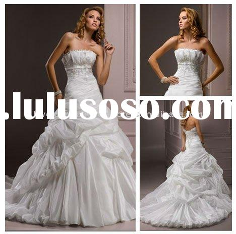 New Arrival Ball Gown Bridal Dresses Wedding Affordable