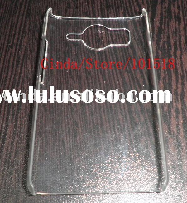 New Clear Crystal Hard Cover Skin Case for HTC Desire HD,PayPal