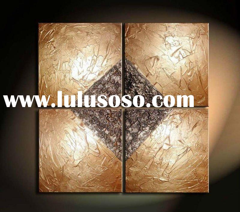 New High Quality Beautiful Decorative Handpainted Abstract Oil Painting On Canvas