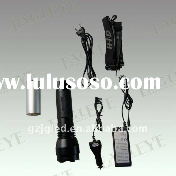 Newest 24W HID Xenon Spotlight Torch Flashlight 2000 Lumens