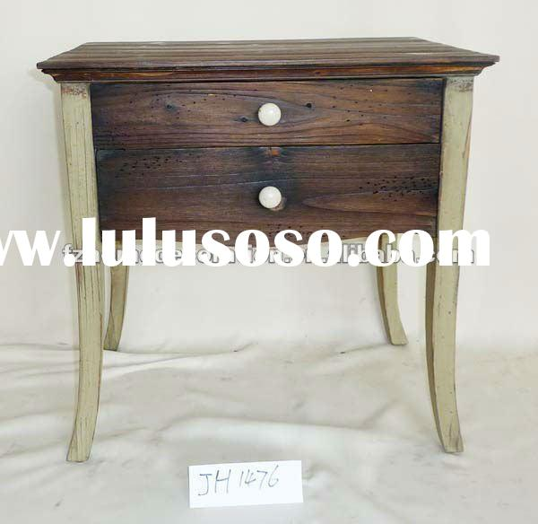 Newest item with good price antique wood living room furniture