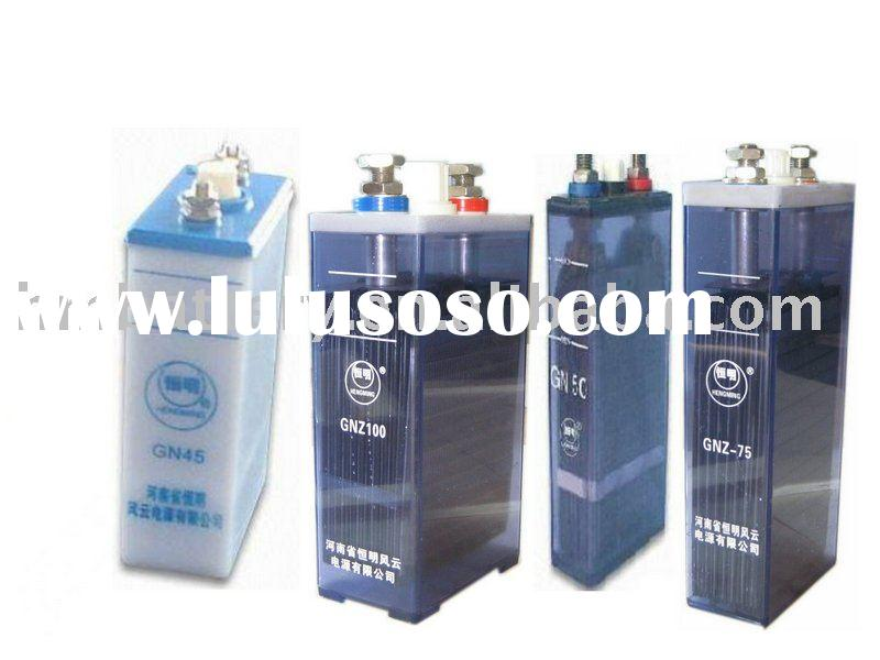 Nickel Cadmium rechargeable battery(GN100)