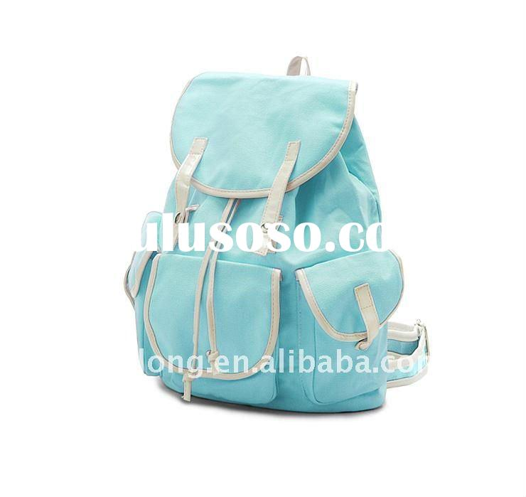 OEM/ODM fashion leisure bags for high school girls