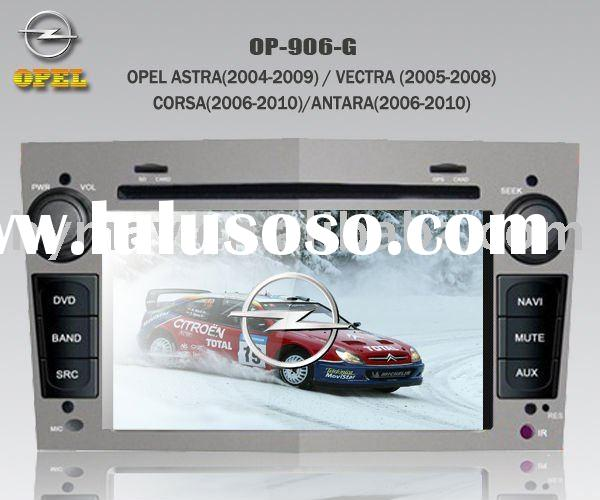 OPEL ASTRA CAR DVD PLAYER WITH GPS SYSTEM