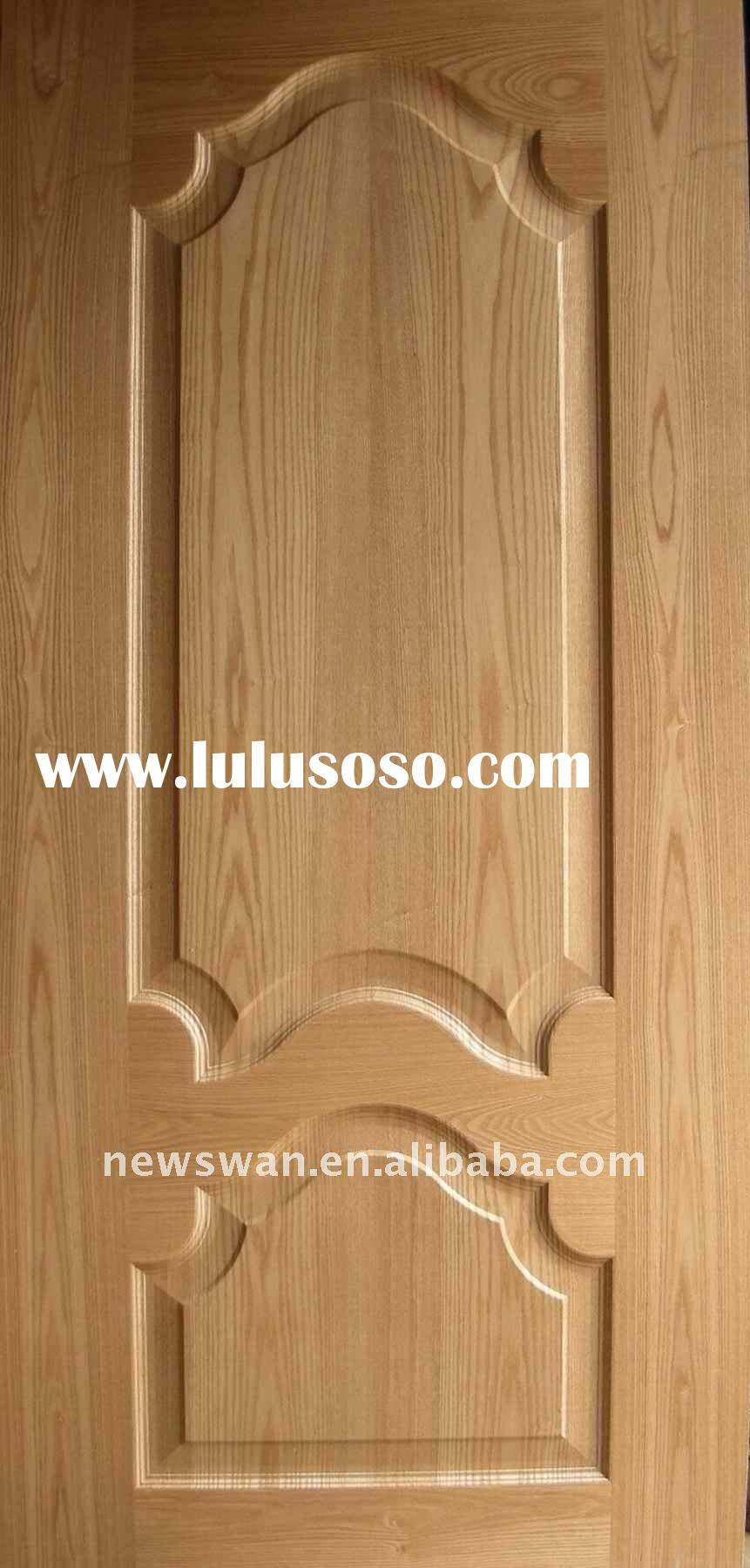 Oak Wood Veneer Door Skins