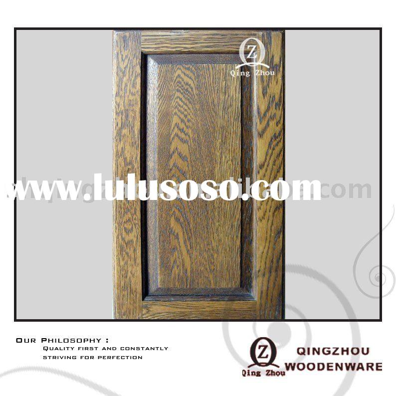 Oak solid wood kitchen cabinet door