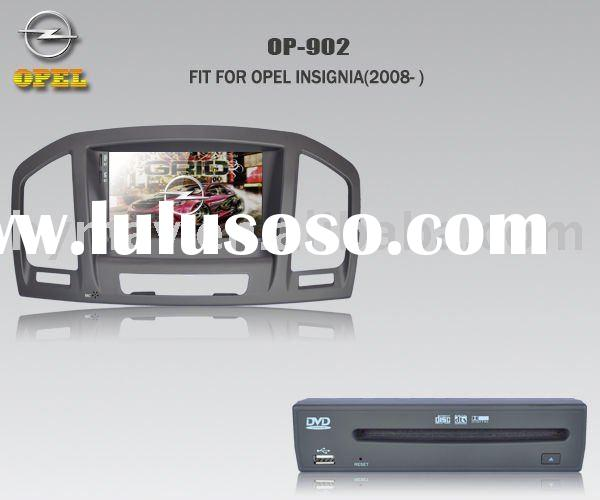 Opel Insignia Car DVD with GPS Navigation