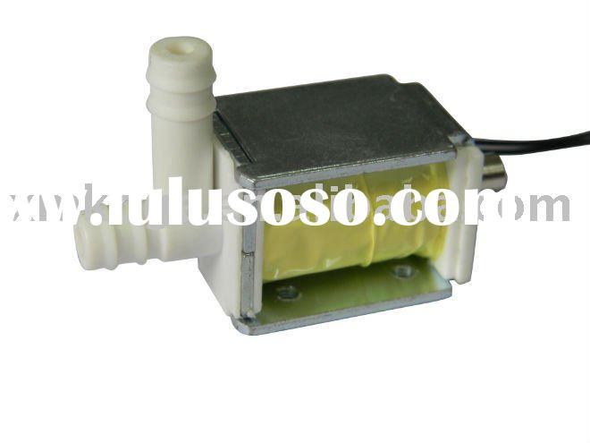 Opening And Closed 3-way Solenoid Valve