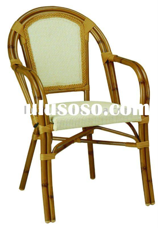 Outdoor Furniture Bamboo Like Chair