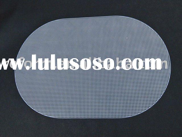 Oval Plastic Canvas