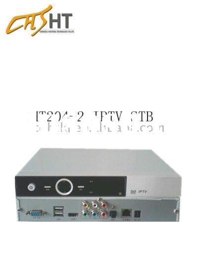P2P set top box hd receiver iptv