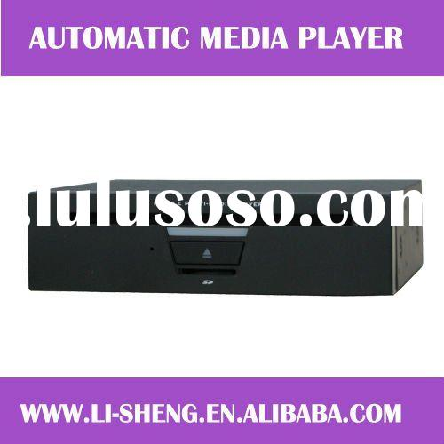 PDP1302A car USB player with SD card reader