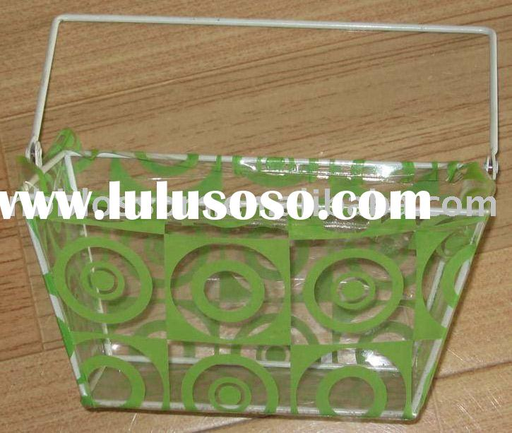 PVC METAL WIRE BOX