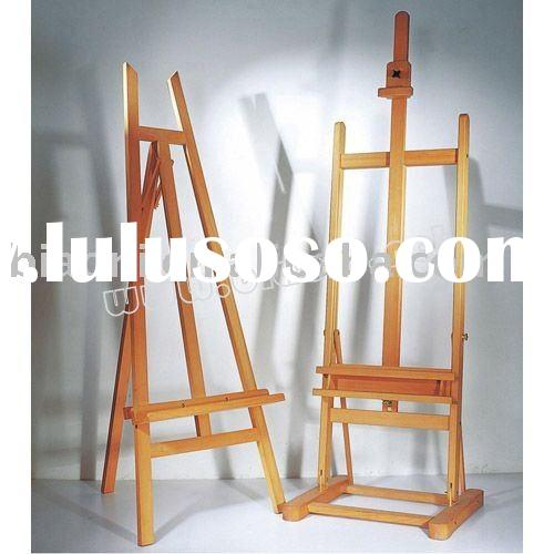 Wooden Display Easel Plans