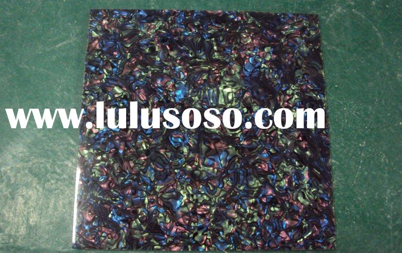 Paua abalone shell sheet shell decorative paper