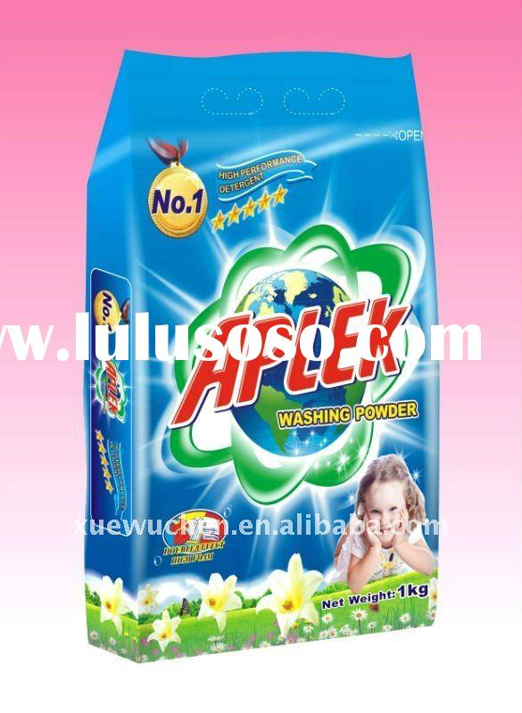 Perfect Quality Washing Powder Detergent similar to Persil,Ariel