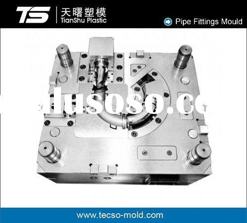 Plastic Injection Mould For PVC/HDPE/LDPE Pipe Fitting