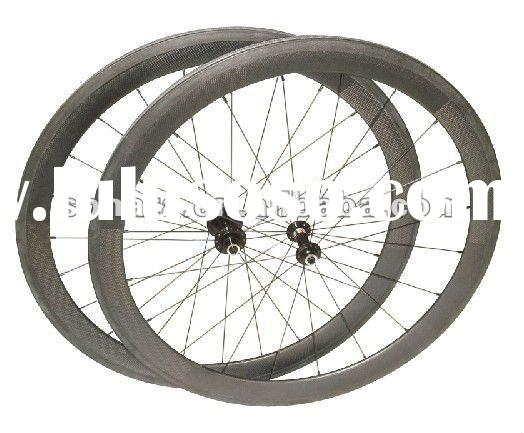 Professional 50mm bicycle wheel set with Novatec hub